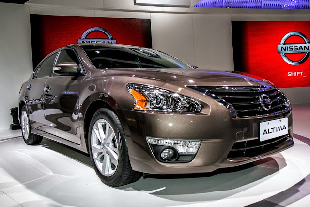 2016 Nissan Altima Price and Release Date
