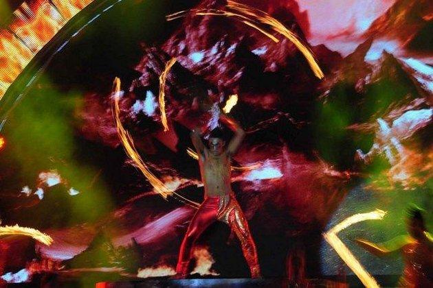 Astroboy, winner 3rd season of TV5's reality talent show Talentadong Pinoy