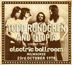 Todd Rundgren & Utopia Live at the Electric Ballroom