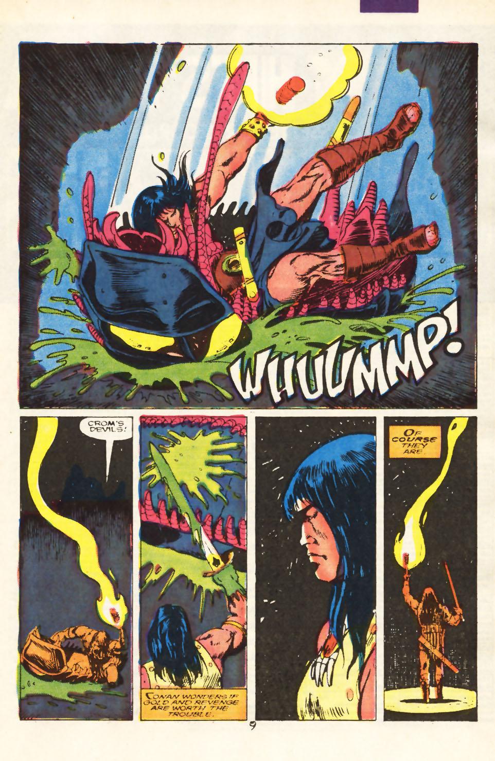 Conan the Barbarian (1970) Issue #212 #224 - English 8