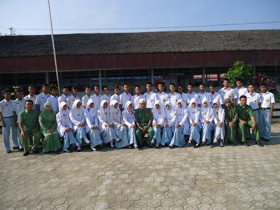 Organisasi Siswa Intra Sekolah (OSIS)