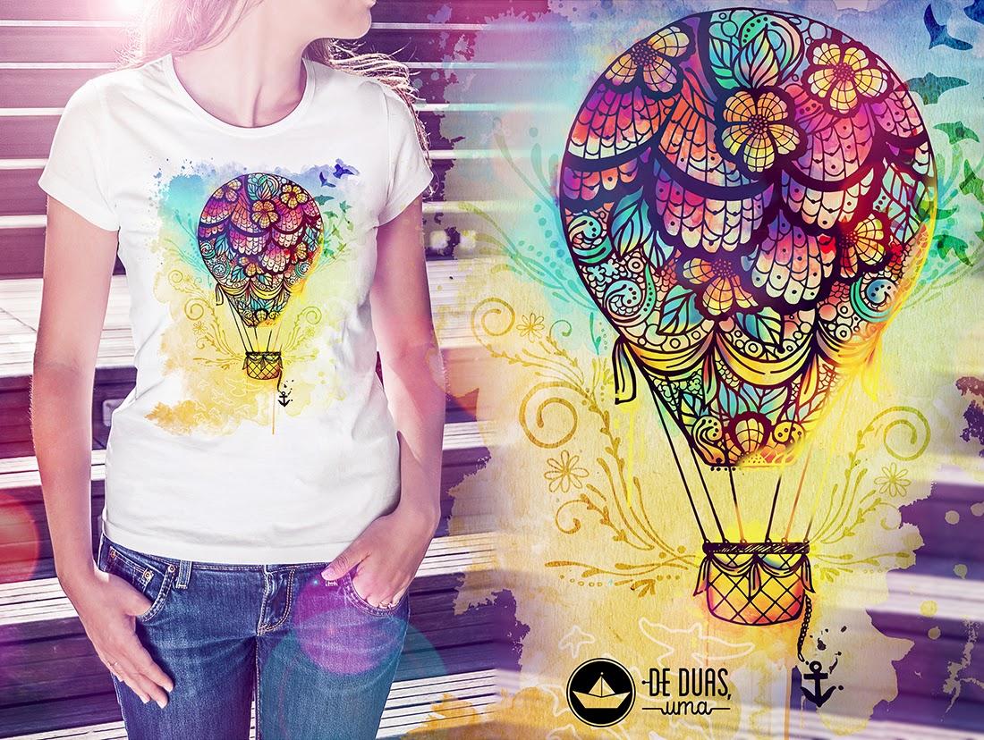 watercolor t shirt design