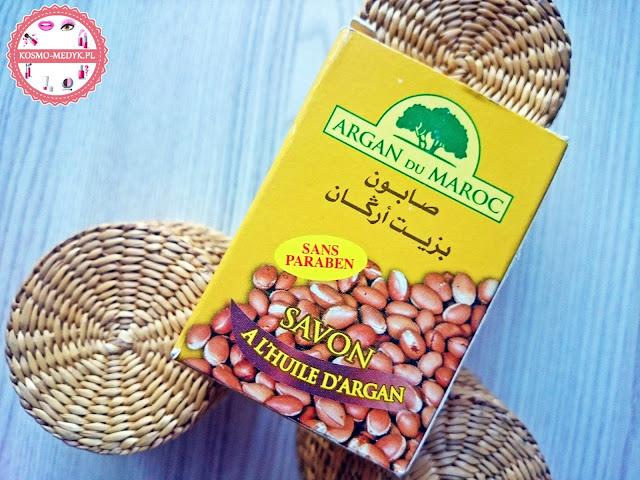 Argan du Maroc - naturalne marokańskie mydło z olejem arganowym. Jakie niespodzianki kryje?