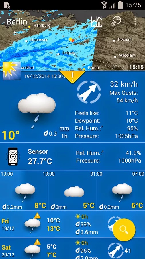 WeatherPro Premium v4.3 Apk