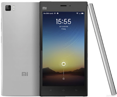Harga Xiaomi Mi3 RP 2.999.000