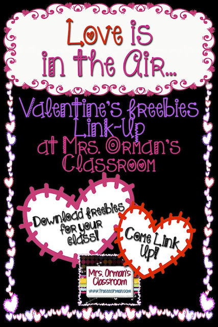 FREE Valentine's Day Activities, Printables, Lessons! www.traceeorman.com