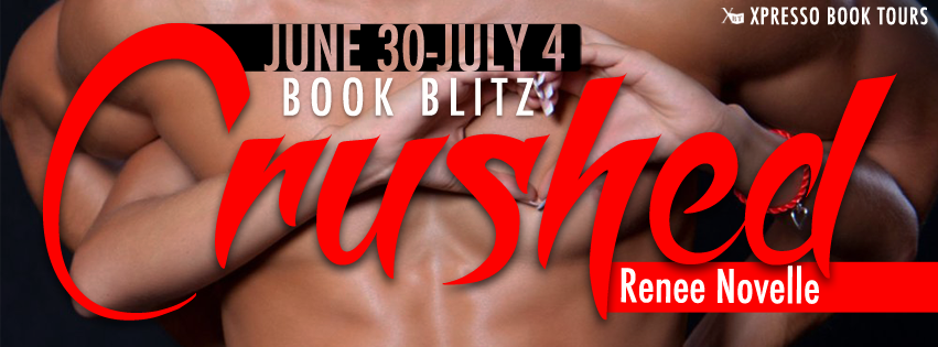Book Blitz: Crushed By R.S. Novelle