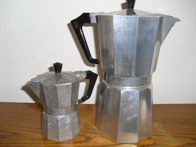 1950's Coffee Pots