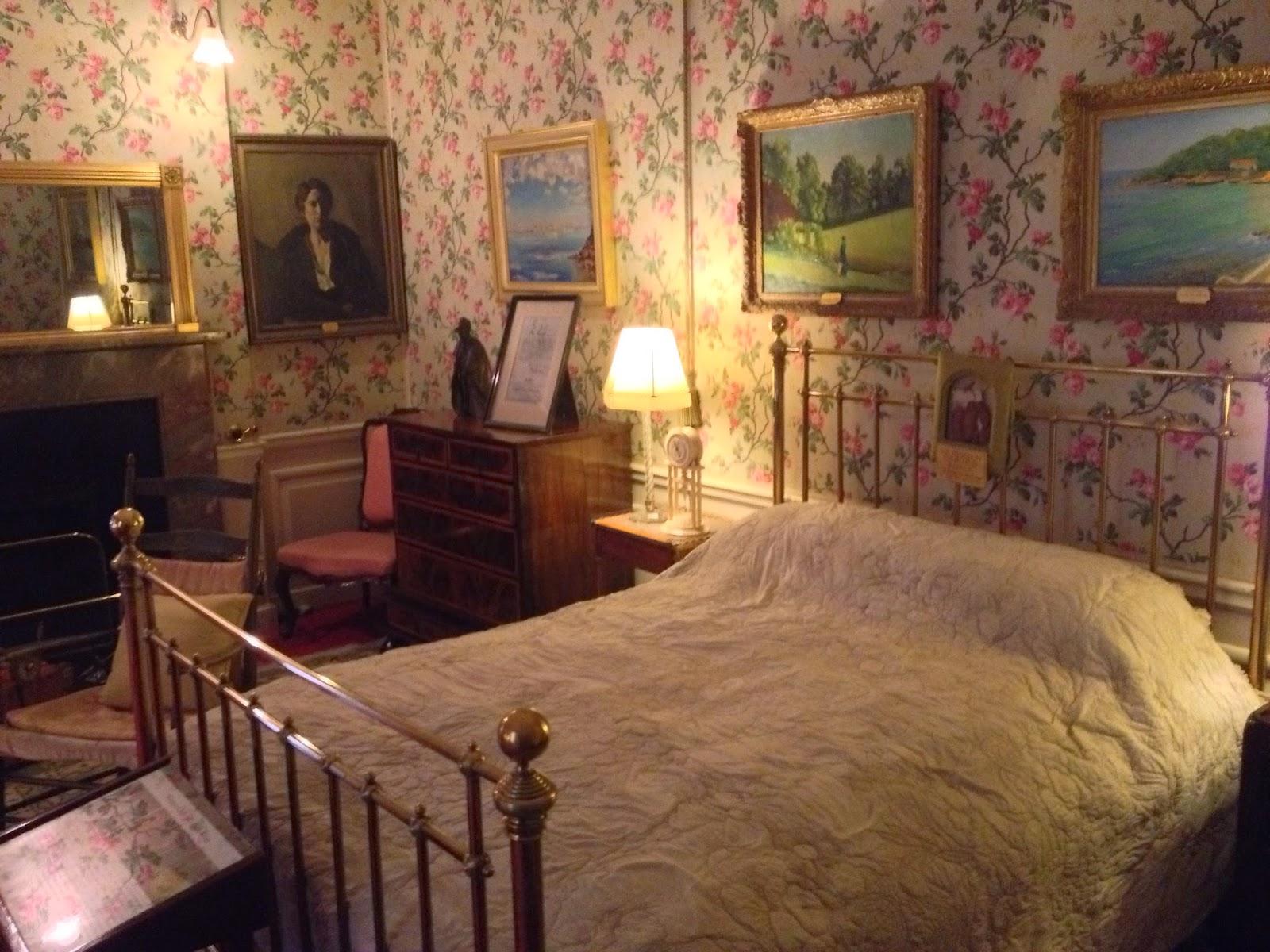 Winston Churchill föddes i detta rum