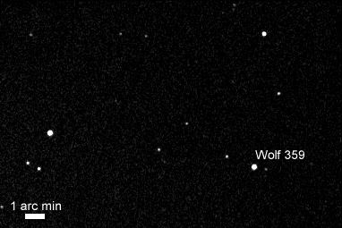 bintang Wolf 359