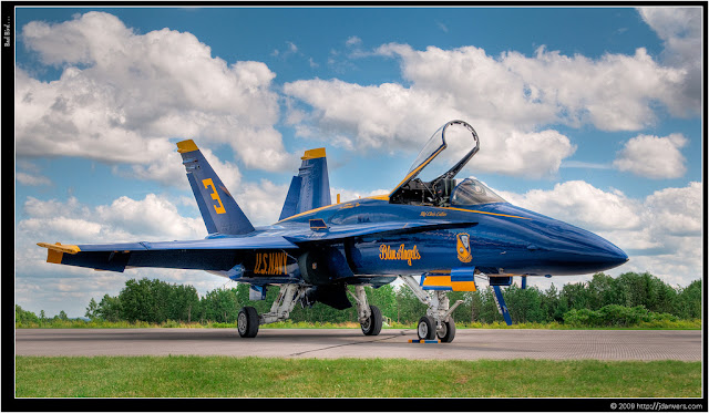 blue angels f-18
