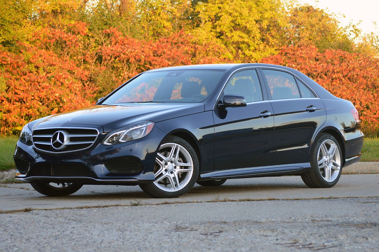 automotiveblogz 2014 mercedes benz e350 4matic sedan