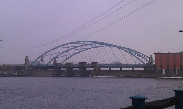 The Hurricane Barrier in Providence