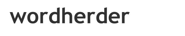 wordherder