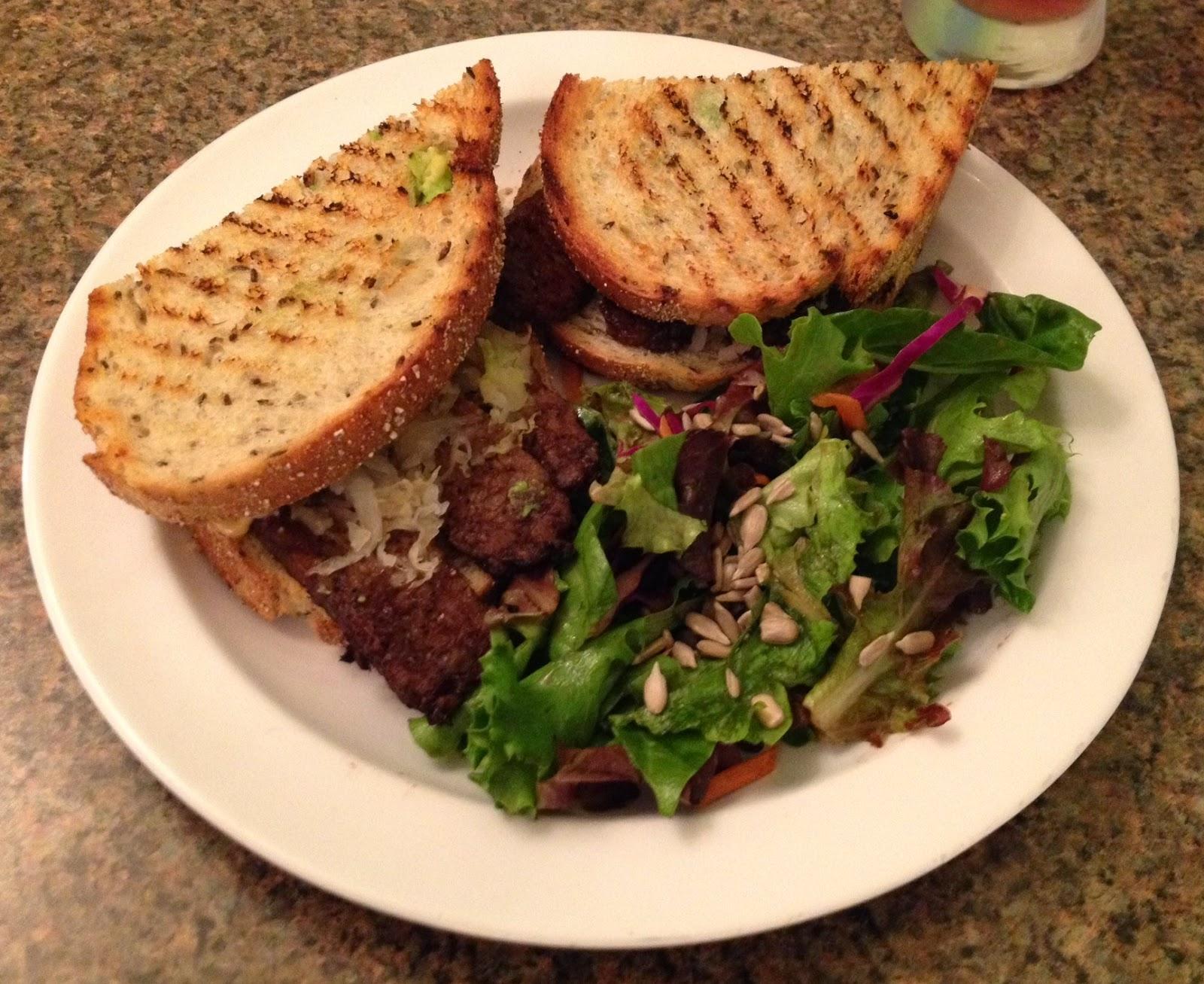 Sacramento Vegan: Garden to Grill