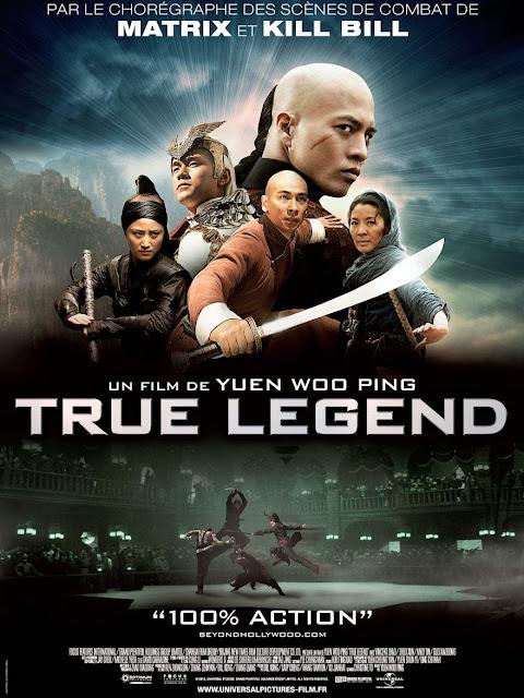 Mãnh Hổ Tô Khất Nhi (thuyết minh) - True Legend