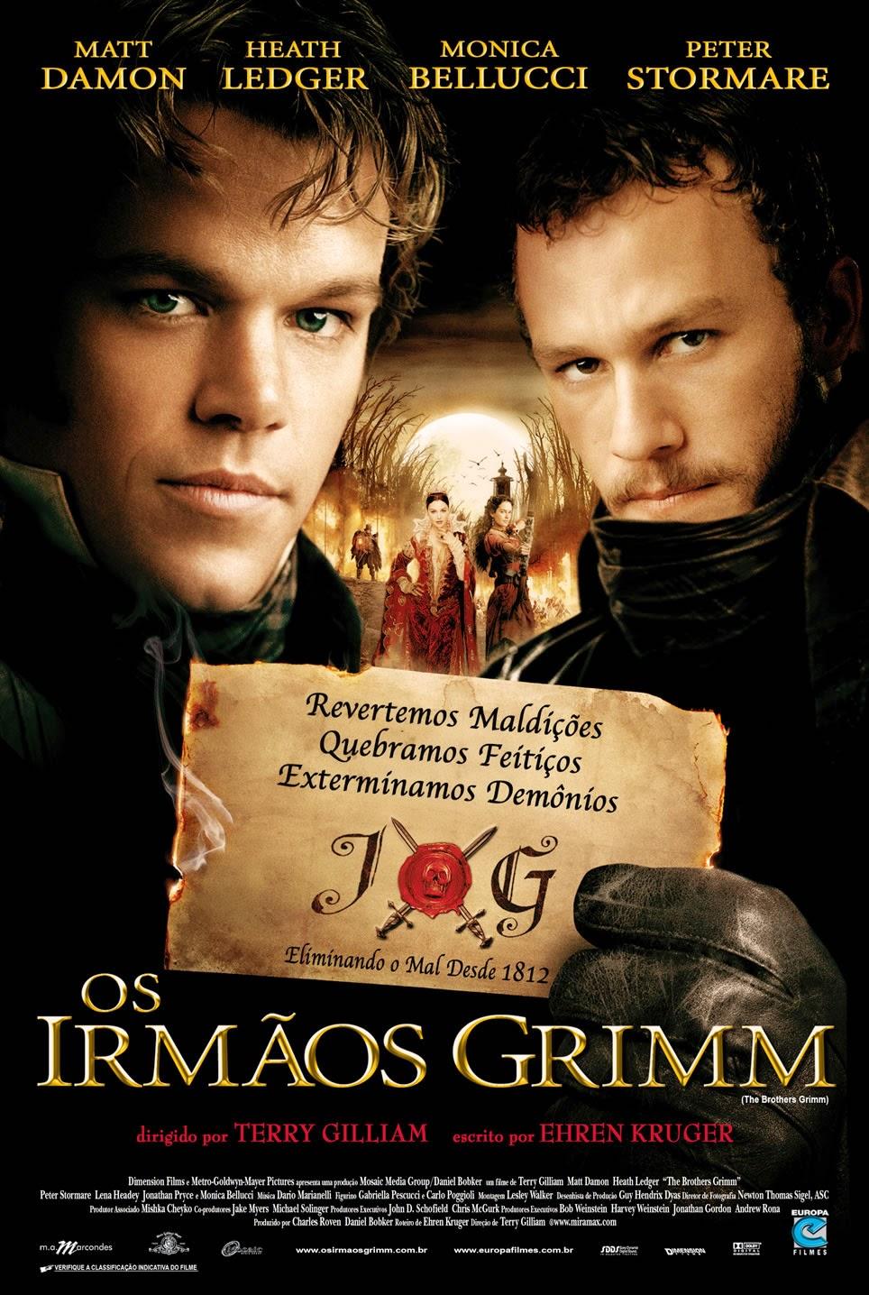 Irmãos Grimm (2005)