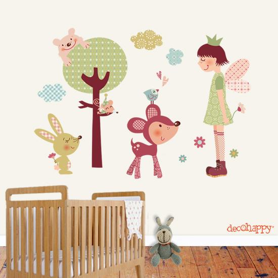 Vinilos infantiles decohappy blog - Vinilos infantiles grandes ...