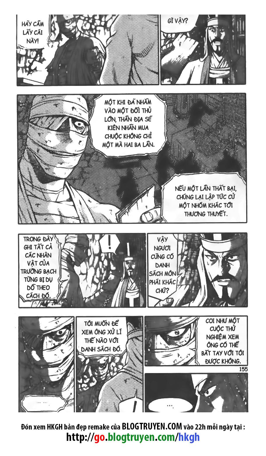 Hiệp Khách Giang Hồ chap 331 page 2 - IZTruyenTranh.com