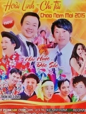Live Show Hoài Linh 2015: Chào Năm Mới Vietsub
