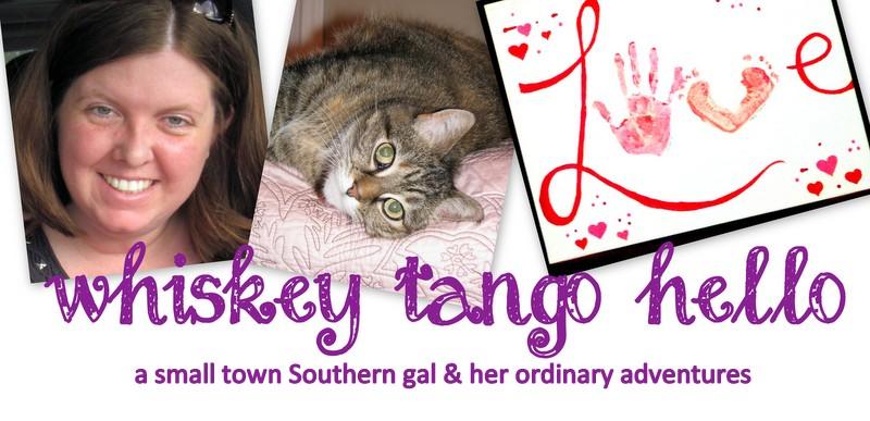 Whiskey Tango ...Hello!