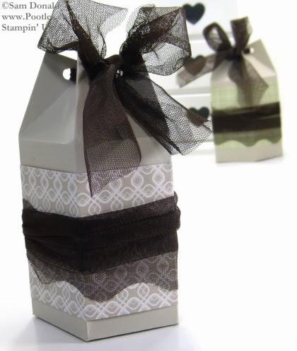 Как сделать подарочные коробочки своими руками