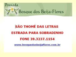 Pousada Bosque dos Beija-Flores
