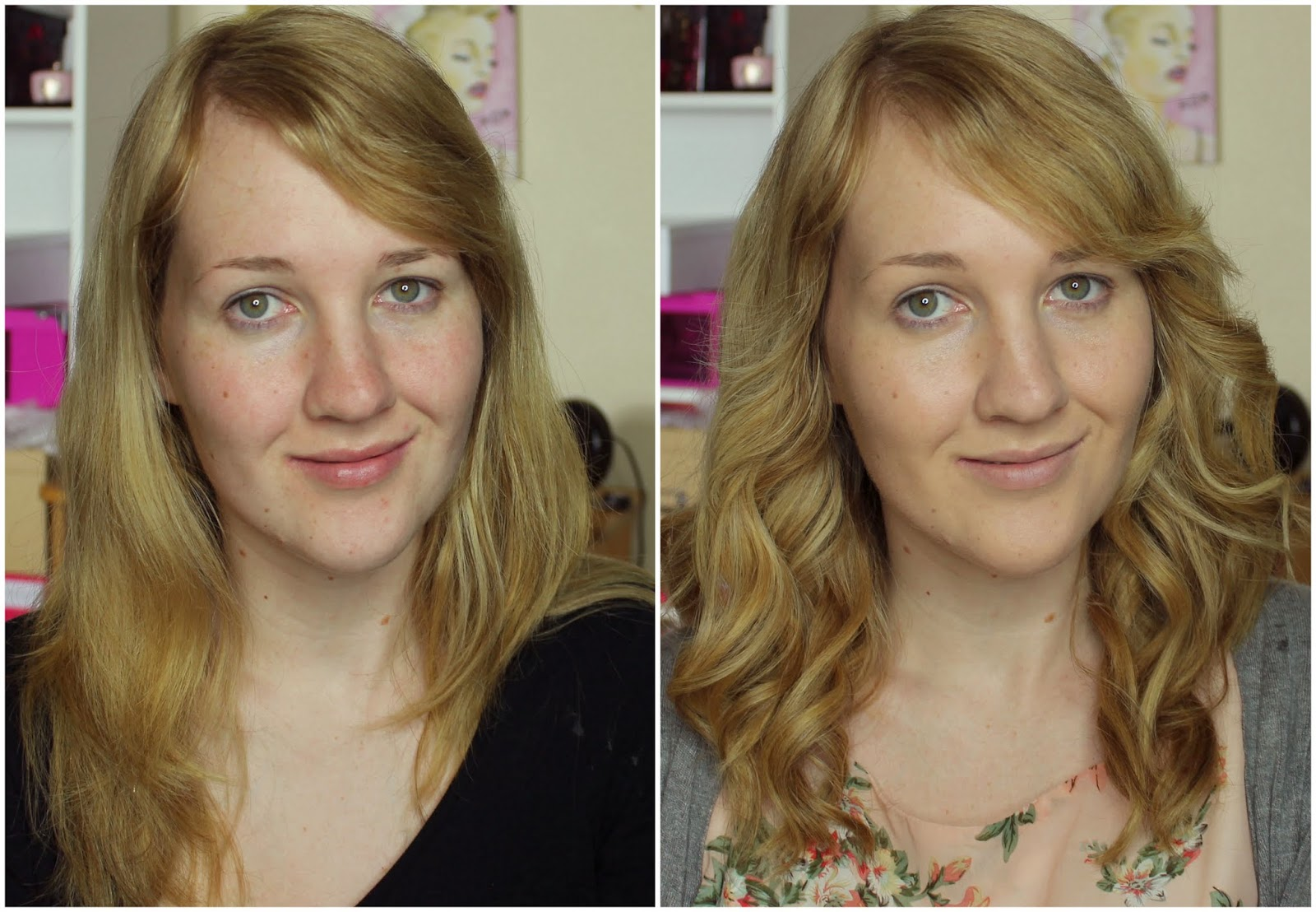 Before & After ZA Total Hydration BB Cream