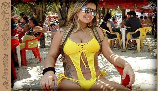 Amadoras Brasileiras na Praia