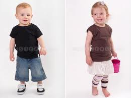 Boys Muscle Tee Bodysuits
