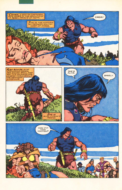 Conan the Barbarian (1970) Issue #198 #210 - English 3