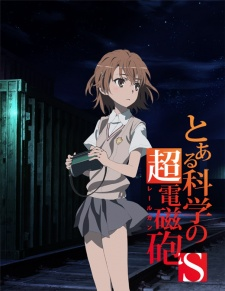 Anime Toaru Kagaku no Railgun S Tập 24 End