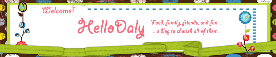 ~- Hello Daly -~