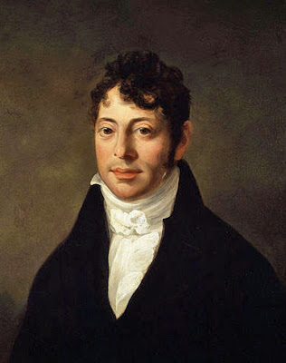 Joseph Grimaldi by John Cawse