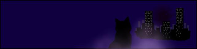 Cabeçalho, banner, blog, blogger, gato preto, menina vanilla blog,