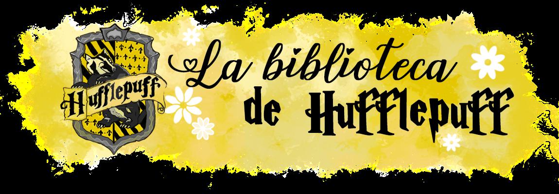 La biblioteca de Hufflepuff