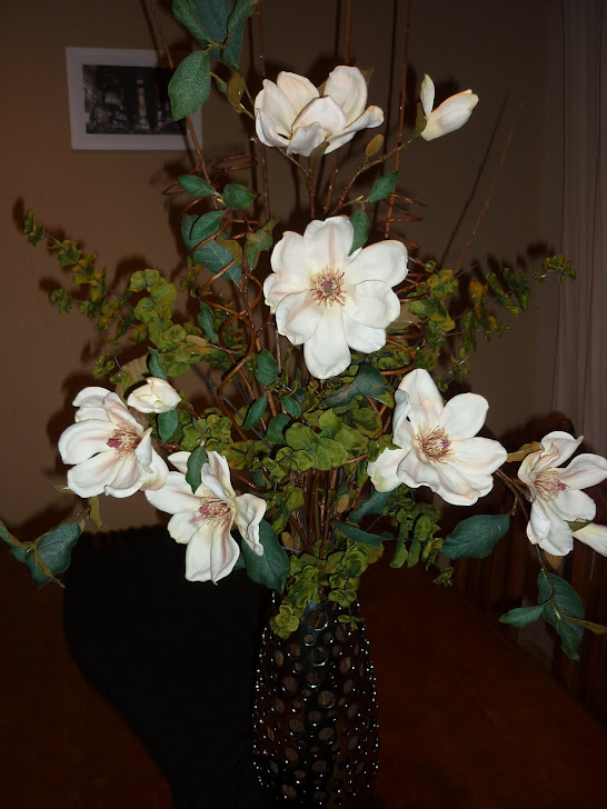 Arranjo flores