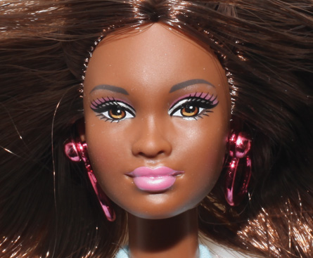 Afro-Centric Pride!!!!! Cynthia Bailey is Getting a Doll and it Gonna Have an Afro!!!!
