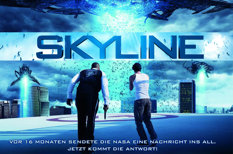SKYLINE: Story of Skyline Movie