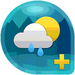 Weather & Clock Widget Ad Free 2.1.1 APK