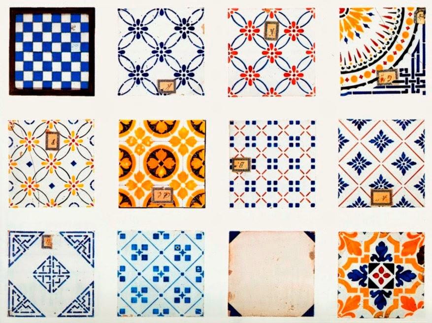 Ceramiche grottaglie - Piastrelle siciliane decorate ...