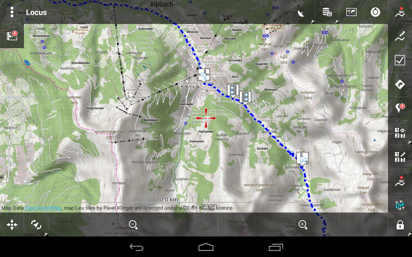 Image Result For Locus Map Pro Outdoor Gps V Apk For Android