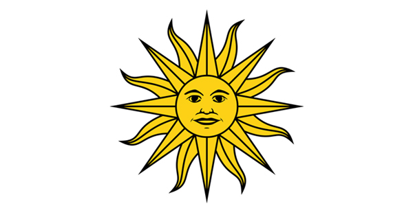 Uruguay sun