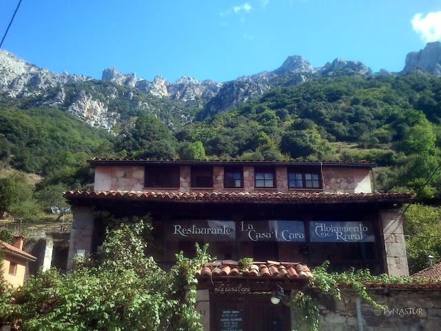 Restaurante La Casa´l Cura Caranga Baxu Proaza Asturias