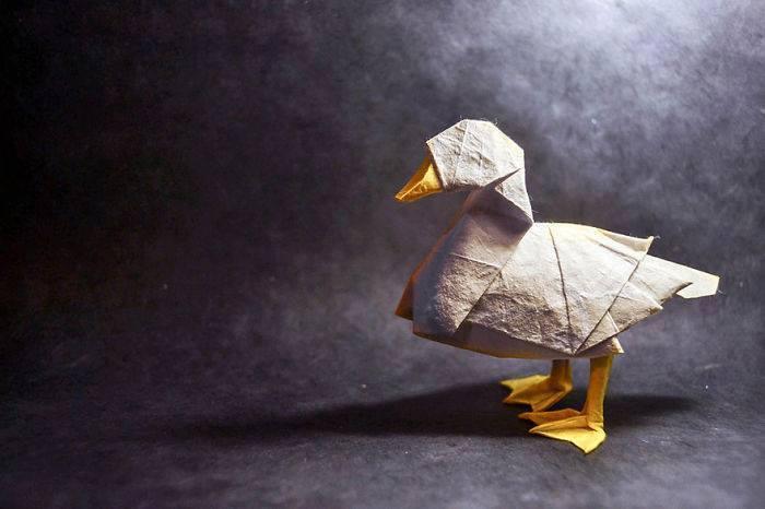 origami-bebek
