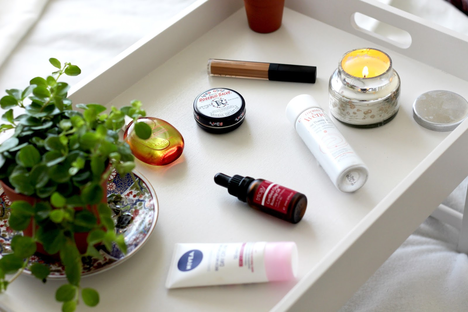 beauty blogger skincare spring