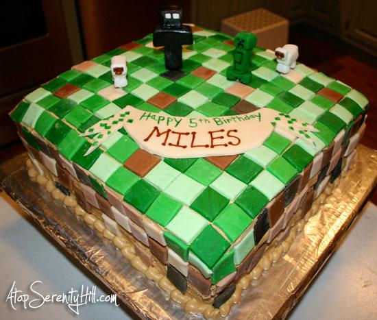 Украшаем детский торт для мальчика 63
