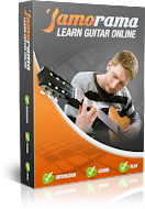 Learn guitar online jamorama