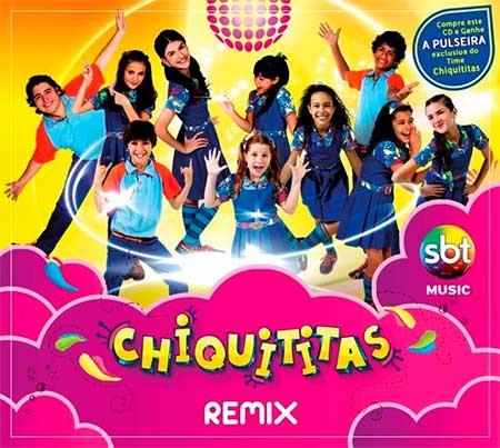 Lançamento novas músicas Chiquititas 2014
