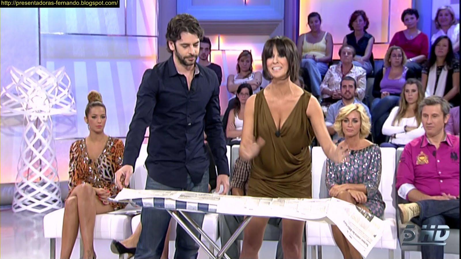 Presentadoras-Fernando: Ines La Maga Que Tiempo 23-9-2012